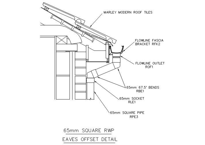 FastrackCAD Alumasc Exterior Building Products Ltd CAD Details