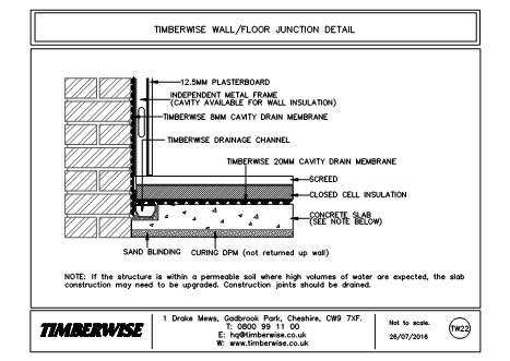 FastrackCAD - YBS Insulation Limited CAD Details