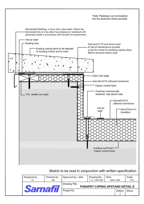 FastrackCAD - Cavity Trays Ltd CAD Details