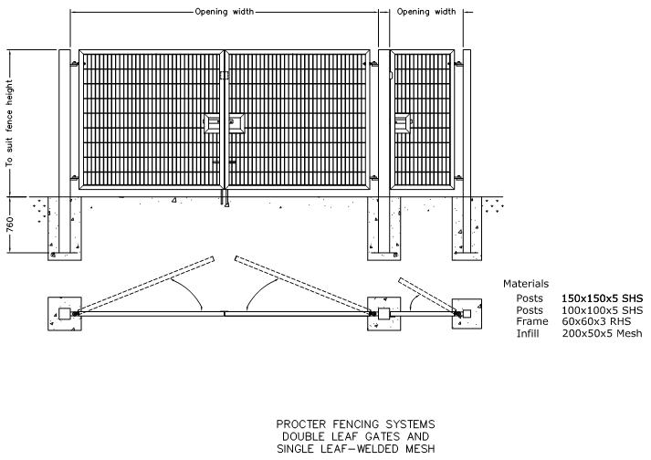 sliding gate plans free. FS12  CAD drawings in AUTOCAD format